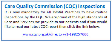 CQC inspection report link